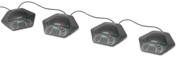 ClearOne MAXAttach Conference Phones clearone MaxAttach IP 910 158 370 02